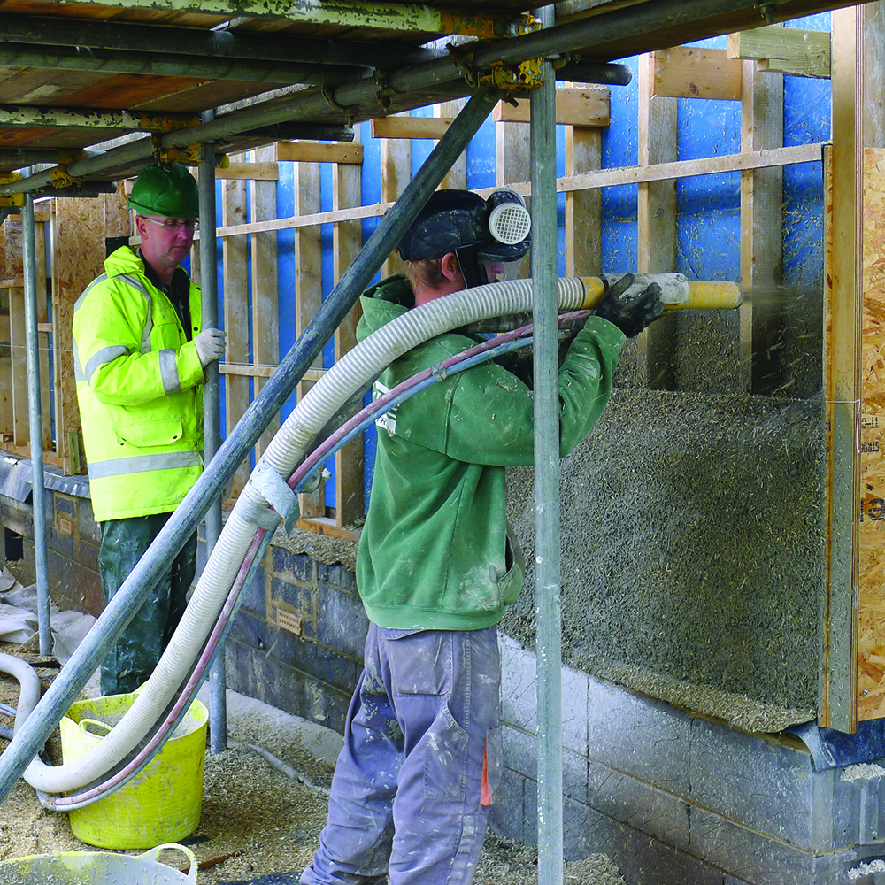 In Review The Hempcrete Book Designing And Building